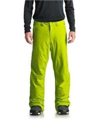 Pánské snowboardové kalhoty Quiksilver ESTATE PANT LIME GREEN M 833999a099