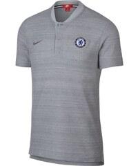 0f89a272d435 Nike FC Chelsea polokošeľa 18 Grand Slam grey