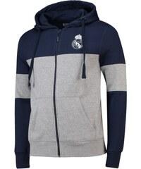 Real Madrid gyerek kapucnis pulóver zip RMCF No4 51ae6c2809