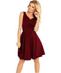 Perfect Nádherné elegantní šaty s výstřihem do V - volná a vzdušná 390d163e86
