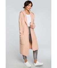 436e3c760c50 BE wear Ružový sveter BK016