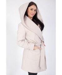 Mattire Dámský kabát Mattire Poody růžový - růžová 973e0f611dc