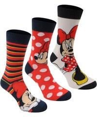 Dreamstock Original Dámské ponožky Disney Minnie be7644c7e6