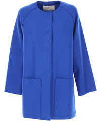 Harris Wharf London Dámský kabát Ve výprodeji 5cd0580631d