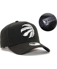 500875da328 Kšiltovka New Era 9FORTY A-Frame Toronto Raptors Team 2 Official Team  Colors Snapback