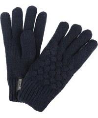 1a67dd0363d Dětské pletené rukavice Regatta MERLE tmavě modrá