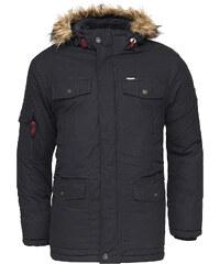 fe9c7879b2c Pánská zimní bunda BUSHMAN BIGFORK černá