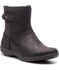 Magasított cipő MERRELL - Encore Kassie Mid Wp J95316 Black 78f2e3444a