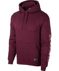 a02c01c7690 Nike FC Barcelona pánska mikina s kapucňou 18 coordinate maroon