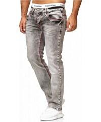 3d9f6017c09 S-Fashion Pánské džíny model RJ-5172