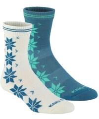 Kari Traa VINST dámské ponožky 2 páry storm 36 - 38 29881a5372