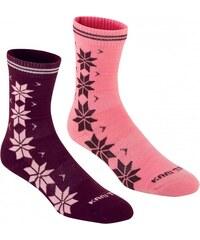 Kari Traa VINST dámské ponožky 2 páry jam 36 - 38 e2856948f4