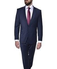 e5b85acaf5 Alain Delon Modrý Slim Fit oblek