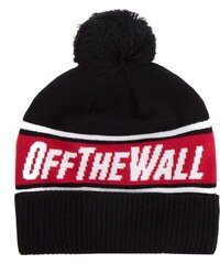 f7eb42e95d3b3 Čiapka VANS - Off The Wall Po VN0A2YR7A2T Black/Chili 726