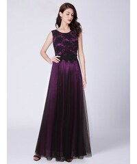 Ever Pretty Dámské společenské šaty s krajkou b95b4d0fff