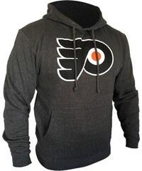 4d47314200 Levelwear Philadelphia Flyers pánska mikina s kapucňou grey Core Logo Hood