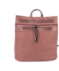 Dámský dívčí batoh Herisson - růžová 43bcee8d9f