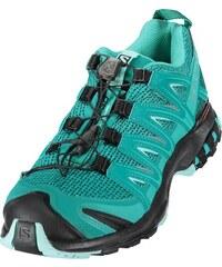 Dámské trekové boty SALOMON XA PRO 3D W L39327000 DEEP PEACOCK BLUE BLACK  ARUBA 9145efacfe