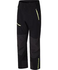 Pánské softshellové kalhoty HANNAH CLAIM ANTHRACITE GREEN f9e83762eb
