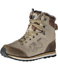 Dámské zimní kotníkové boty ALPINE PRO XALINA LBTK143 BÉŽOVÁ 0cb3173c986