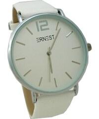 Dámské hodinky Ernest Soil bílé 742D b5d4bd736e