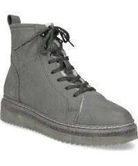 ebffb0a307c Baťa Kotníčková dámská kožená zimní obuv