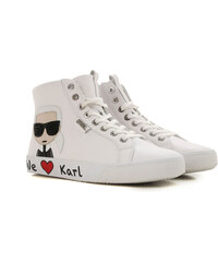 Karl Lagerfeld Tenisky pro ženy Ve výprodeji 9df147cdc3