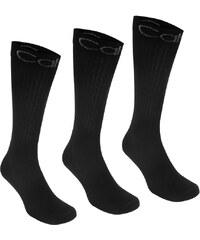 734291da34b Calvin Klein Invisible Socks 3 Pack Black - Black - Glami.cz