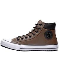 0e6b4b780fc Converse Pánské kotníkové tenisky Chuck Taylor All Star Boot PC Chocolate  Black White