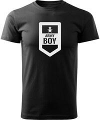 a3b596acd Čierne Pánske tričká z obchodu Armymarket.sk | 80 kúskov na jednom ...