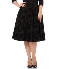 VOODOO VIXEN Dámská retro sukně Andrea 088704cbee