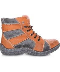 552bcb5a3eb Super in Zimní kotníkové boty 5063OR