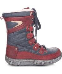 Super in Zimní šněrovací boty 5865NA.R 921232a5f6