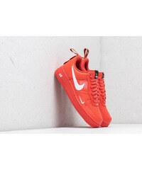 Nike Air Force 1  07 LV 8 Utility Team Orange  White-Black 520bc0a2aa