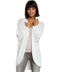 BE Knit Dámský svetr BE Knit Elis bílý - bílá 39e1d6f762