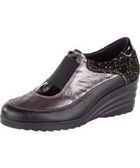 468c8959a1 Slipper obuv Kiarflex biela strieborná