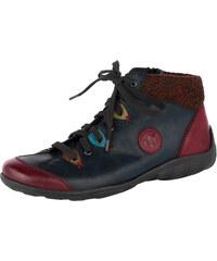 fc383b043aea Modré Dámske čižmy a členkové topánky