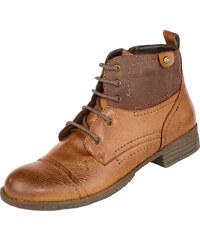 Šnurovacie Dámske čižmy a členkové topánky  4cf6ba6b4e9