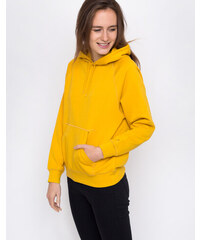 Carhartt WIP Hooded Chase Sweat Quince   Gold 24196ea59a0
