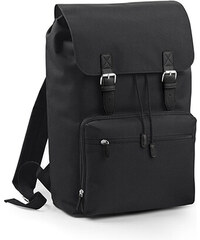 f8661c7440 Bagbase Batoh na notebook Vintage s černými pásky
