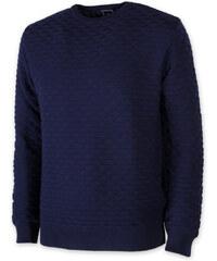 eea0555f47b Pánský svetr Willsoor 8235 v modré barvě - Glami.cz