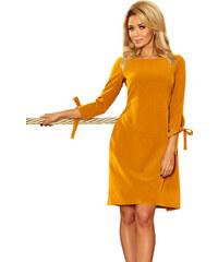 Žlté Šaty z obchodu Londonclub.sk - Glami.sk adb755b22e7