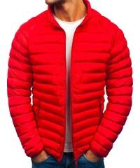 Červená pánská sportovní zimní bunda Bolf SM53 f6f0d3f672