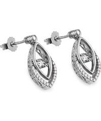 d2bd5faea iZlato Forever Diamantové náušnice 0.170 ct Dancing Diamonds KU726A