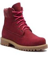 BIGHORN - Dámska treková obuv BIGHORN 0422 červená. V 7 veľkostiach. Detail  produktu · Outdoorová obuv QUAZI - QZ-11-01-000055 434 1735b5a24ac