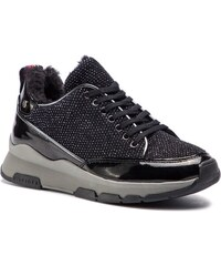 Sneakers TOMMY HILFIGER - Stud City Snea FW0FW03229 Black 990 - Glami.ro e8bfd4269c