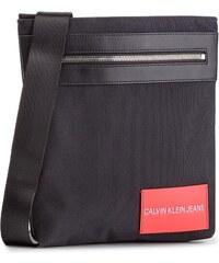 Válltáska CALVIN KLEIN JEANS - Sp Essential + Flat Pack K40K400800 Black 001 23e277c131