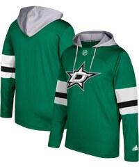 Dallas Stars pánská mikina s kapucí Adidas Jersey Pullover Hoodie adidas  68648 f926b07951