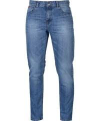 Lee Cooper Slim Leg Jeans pánské Light Stone d34d3e467f