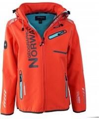 GEOGRAPHICAL NORWAY bunda dámská REVEUSE LADY 007 softshellová dc86c1a787